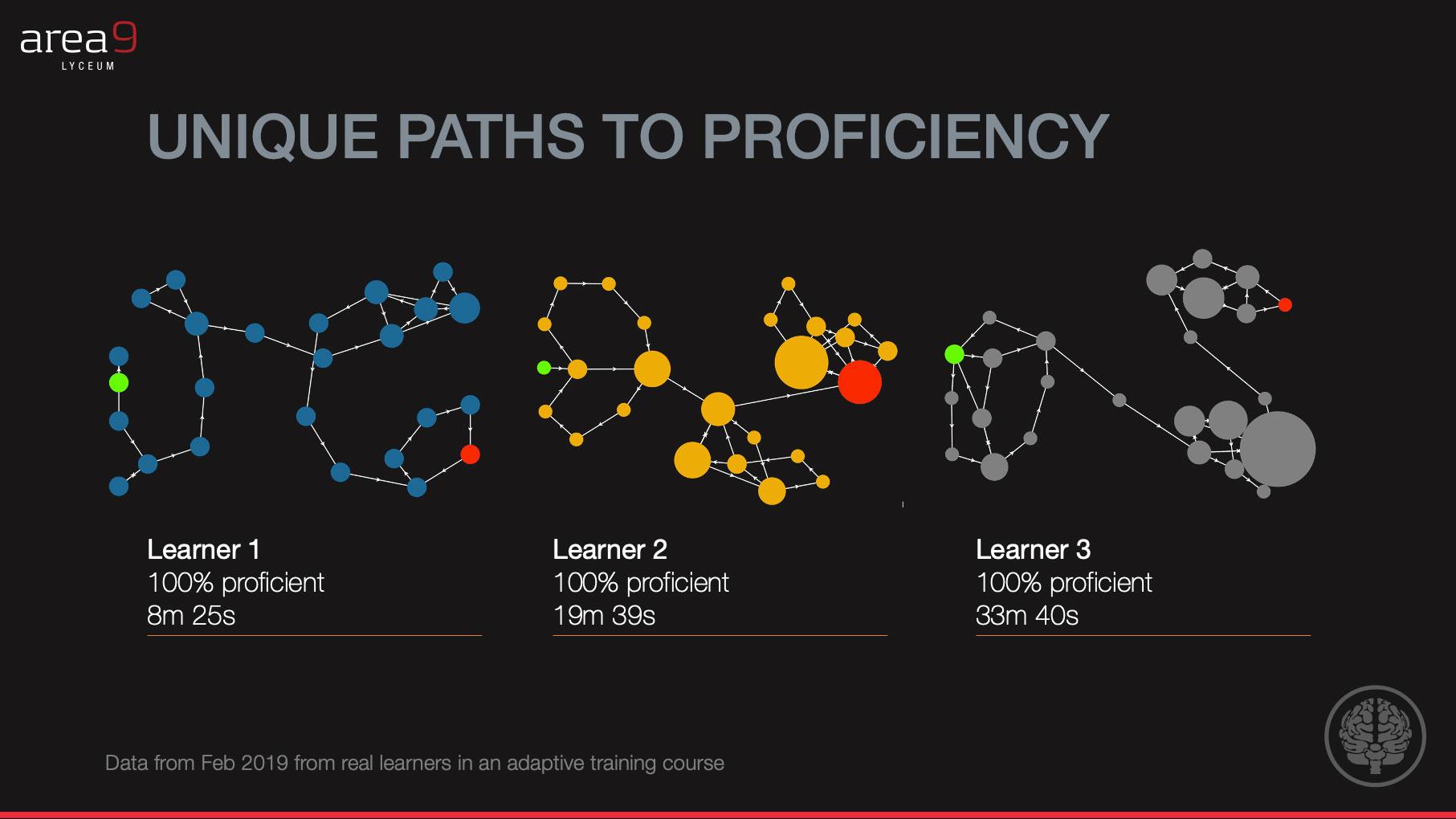 Unique Paths to Proficiency